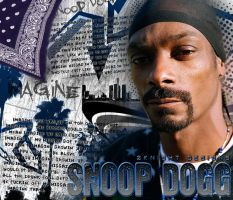 SNOOP DOGG by BKNYT17