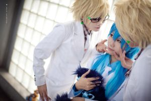 DMMD - white day 03 by vicissiJuice