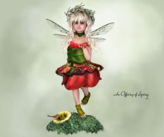 An Offering of Spring by Dani3D