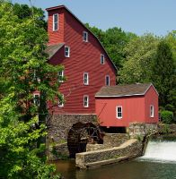 Red Mill 8 by Dracoart-Stock