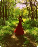 Dance in the path 02 by Karie-Pyre