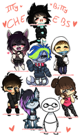Itty Bitty Cheebs! by miulk