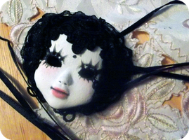 .demon doll eye patch. -Repainted by gh0st-bunny