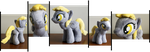 Another Derptor Plush (For Sale, Edit: Sold) by weRDunfo