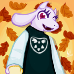 Toriel by ManiacCat