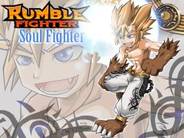 Rumble Fighter :Soul Fighter by Darkness1999th