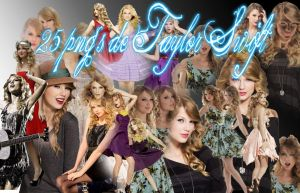 25 PNG's De Taylor Swift by MiicaLR