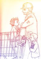 SPN:Family by KuroLaurant