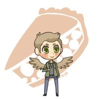 Dean Chibi by Amphany