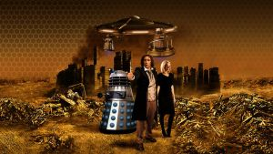 Blood of the Daleks wallpaper by Hisi79