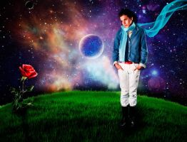Little Prince by Polinamay