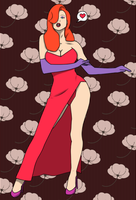 Jessica Rabbit by Ay-Immoral