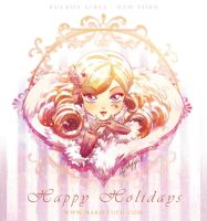 .: Happy Holidays 2012 :. by Mako-Fufu