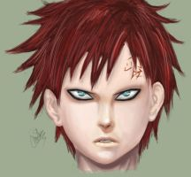 Gaara Concept by shadowhunter144