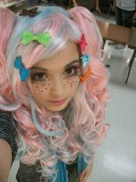Decora/Fairy Kei Makeup! by nycdancerkitty