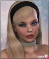 Candy Maggy Hair by cosmosue