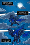 MLP The Fallen Moon Chapter 1 page 1 by Noxavous