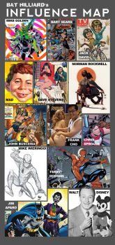Influence Map by bathill8