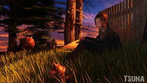 The Last Of Us by Saskeni
