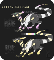 {CLOSED} Yellow-Bellied by notecardPasta
