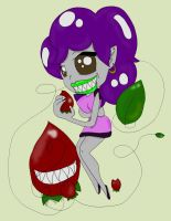 Strawberries by Lucora