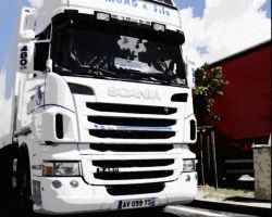 SCANIA TRUCK 2 by smuga