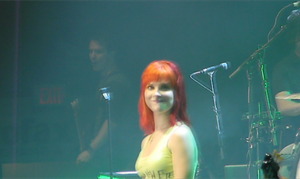 Hayley Williams Funny Face by hcisme123
