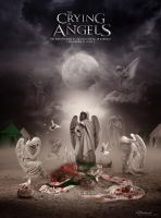 The Crying of Angels by GHAREB
