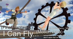 MMD - I Can Fly Motion DLink by BryanRush