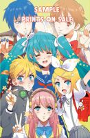 Vocaloid: ALL STARS+ by kissai