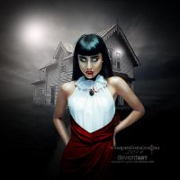the old house by vampirekingdom