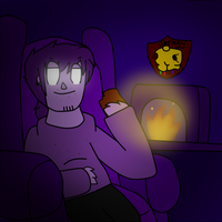 The real ending of fnaf 3 by Techthegriffon