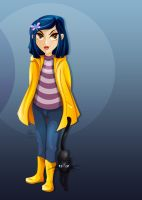 Coraline by yvaine2010