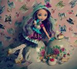 Little Mad Hatter by AmeliaMadHatter