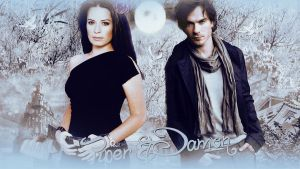 Piper and Damon wallpaper by AnsProds