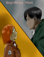 Attack on Titan: Struggles of the Heart prologue1 by LevairAmeliaRivaille