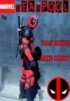 Deadpool cover by Cadmus130