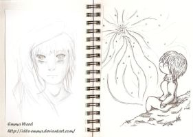 Sketchbook (21) by Idle-Emma