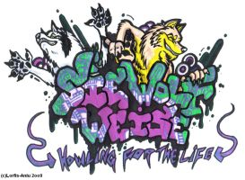 SWW Graff. ft. Aniu - Golden by Lorfis-Aniu