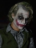 Custom Hottoys Joker by Anzwer
