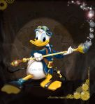 Steampunk Donald by mjcole