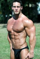 Hot Shirtless Guy 73 by Stonepiler