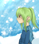 Snow Falling by 14thSquadron