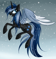 Winter Wonderland by xMetalKitty
