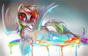 Colour Is An Illusion by My-Magic-Dream