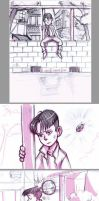 Shy Levi by airefee