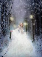Snow Queen by Anarielhime
