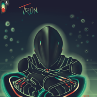 Tron color meme by Lefuulei-Art