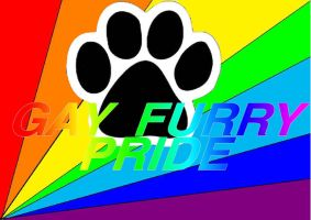 Gay Furry Pride by Kyuubichowderfan