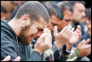 When men cry by issam-zerr